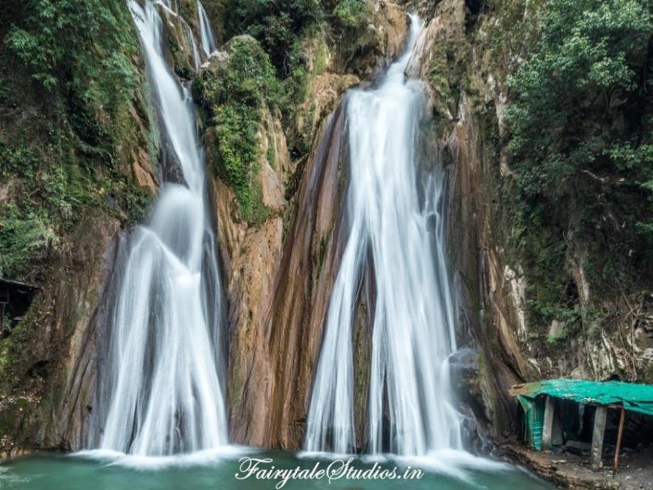 Kempty Falls, Mussoorie, Uttarakhand - India