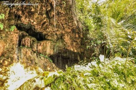 Sahastradhara Hot Spring and Waterfall_D