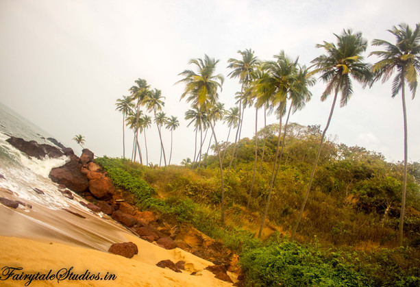 Lovely beach_Goa_Fairytale Travels
