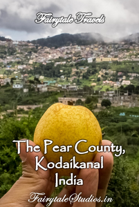 The Pear County is an offbeat experience of camping with comforts in a Pear orchard overlooking the Kodai town