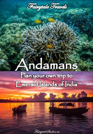 Plan trip to Andaman Islands