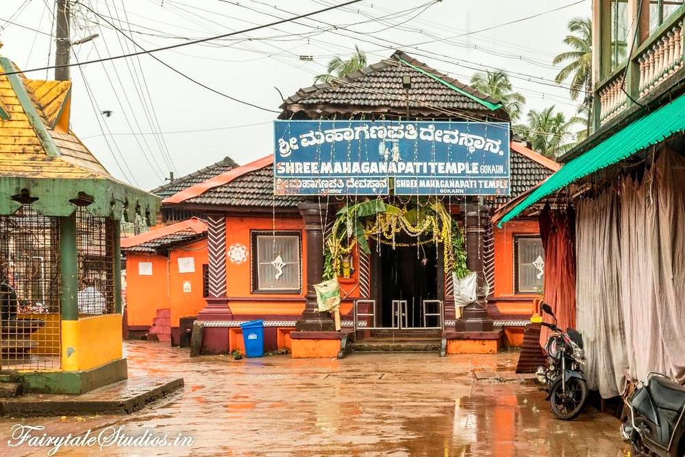 Maha Ganapathi temple, Gokarna_Places to visit in Gokarna