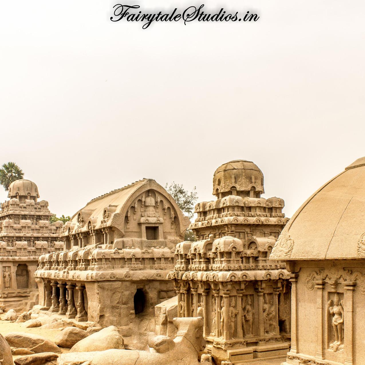 Panch Rathas_Mahabalipuram_Fairytale Travel Blog (7)