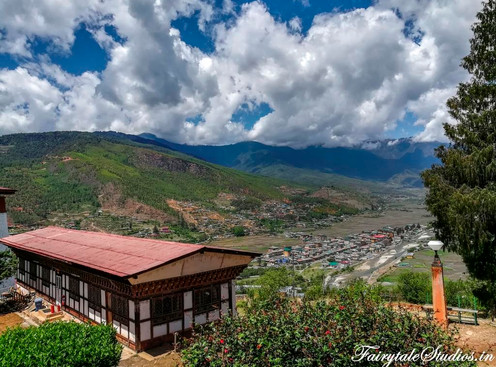 Places to visit in Paro - The Bhutan Odyssey