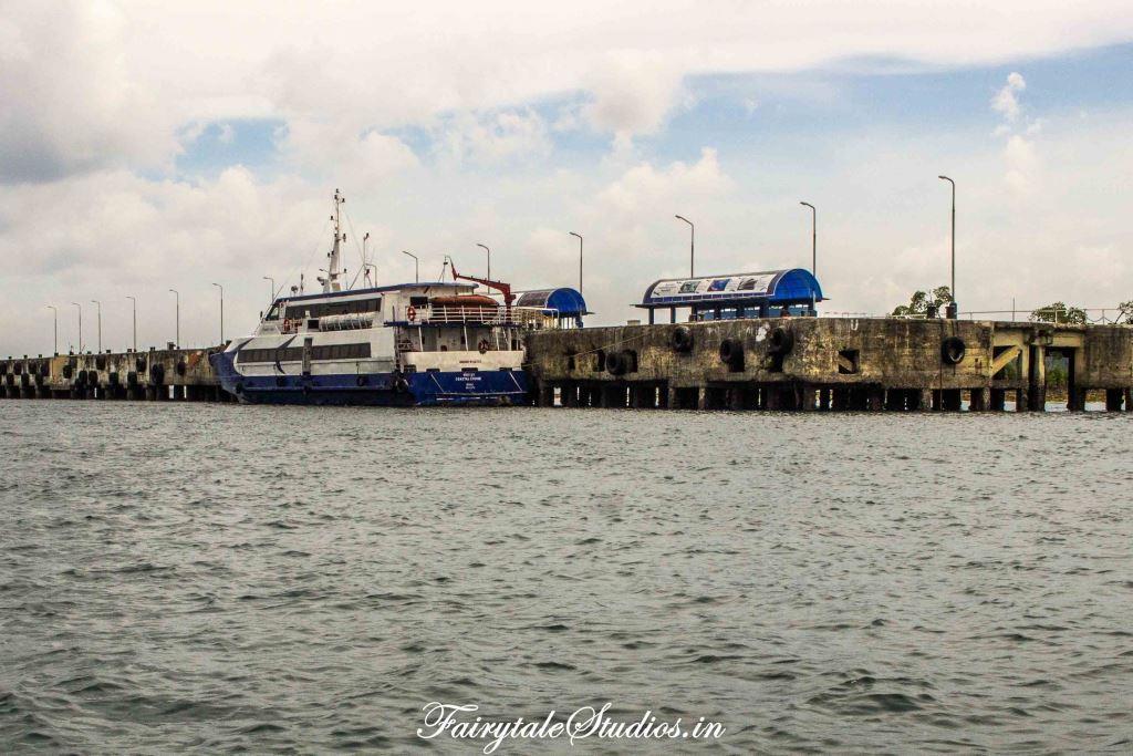 Jetty_Havelock island_The Andaman Odyssey_Fairytale Travels