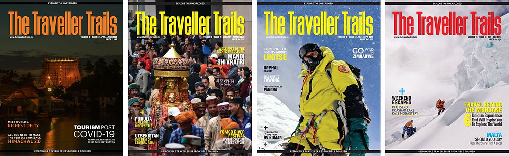 The Traveller Trails