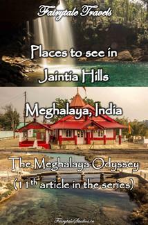 Jaintia Hills - Travel Guide , Meghalaya