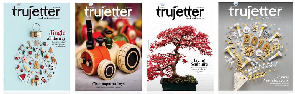 True Jetter magazine