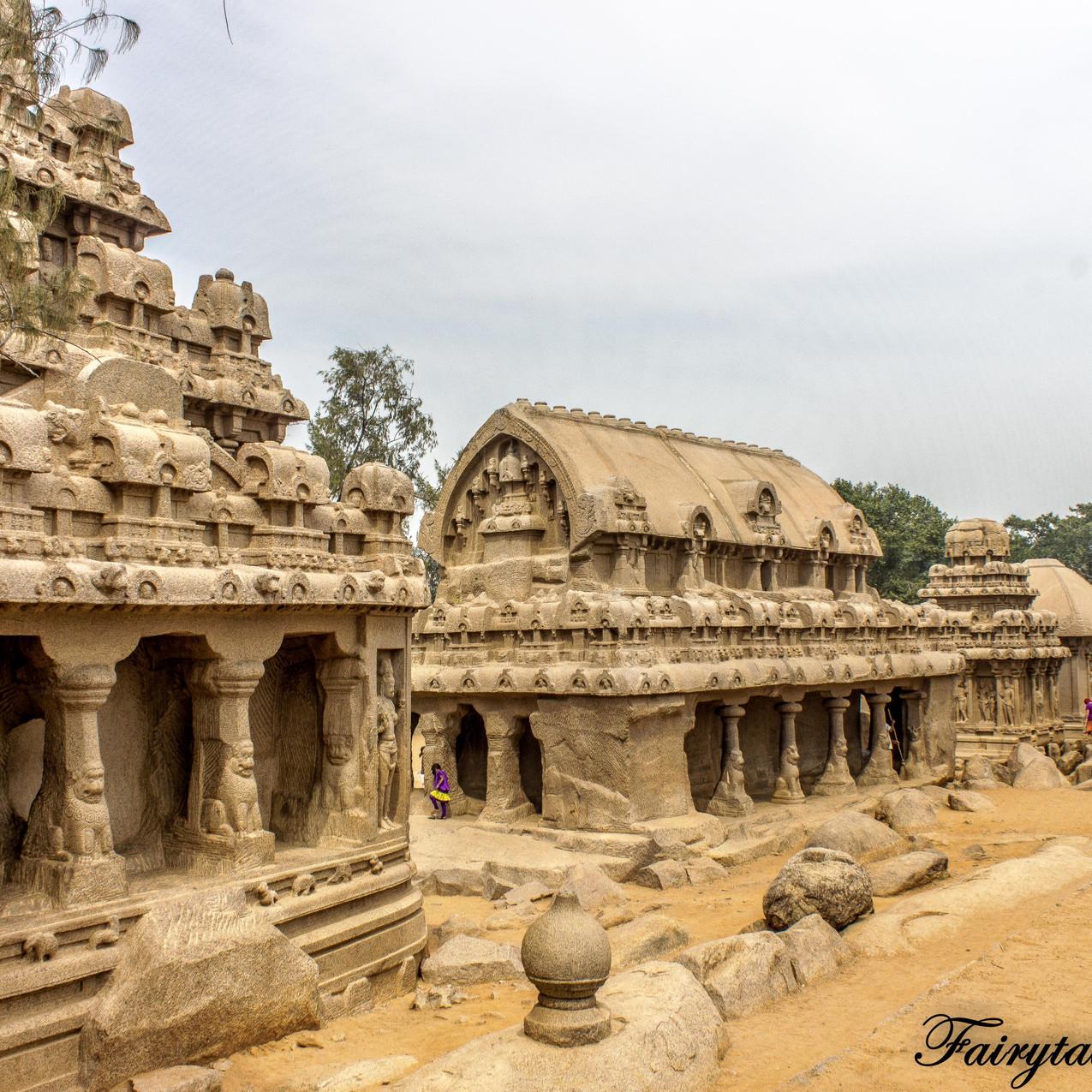 Panch Rathas_Mahabalipuram_Fairytale Travel Blog (5)