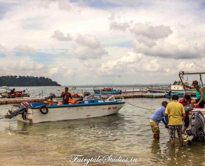 Elephant Beach_Havelock island_The Andaman Odyssey_Fairytale Travels (6)
