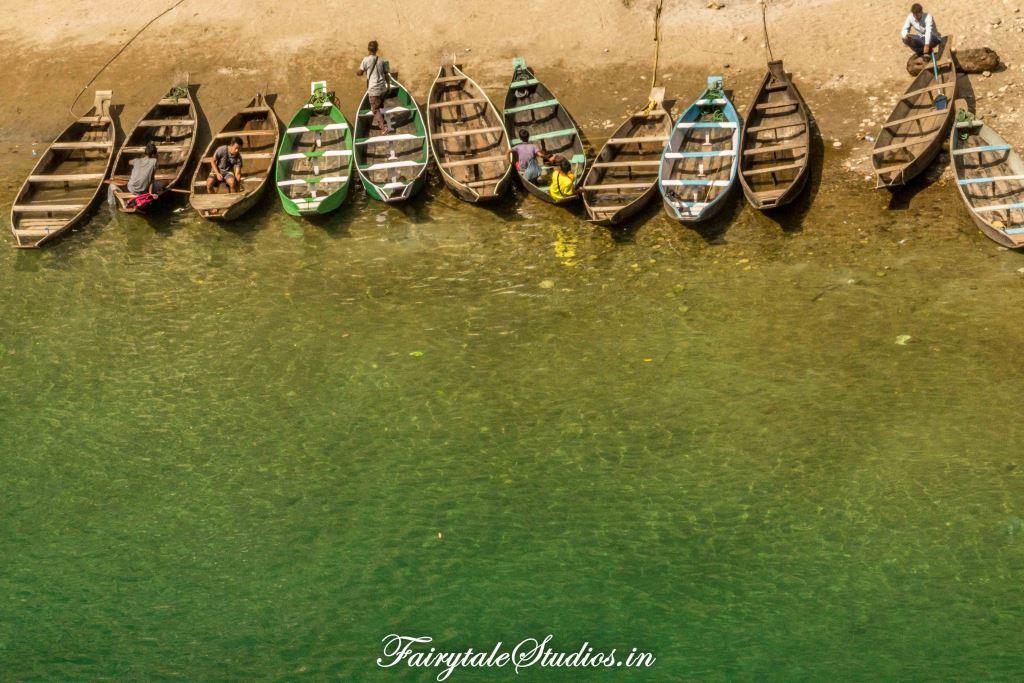 4. Dawki boating point_The Meghalaya Odyssey_Fairytale Travel blog