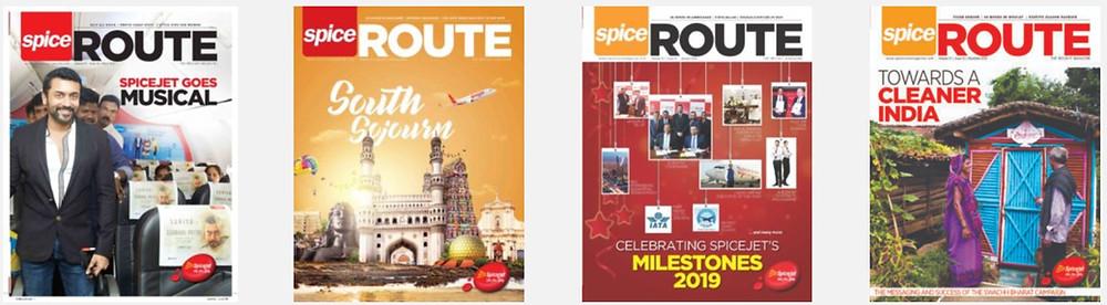 Silk route magazine