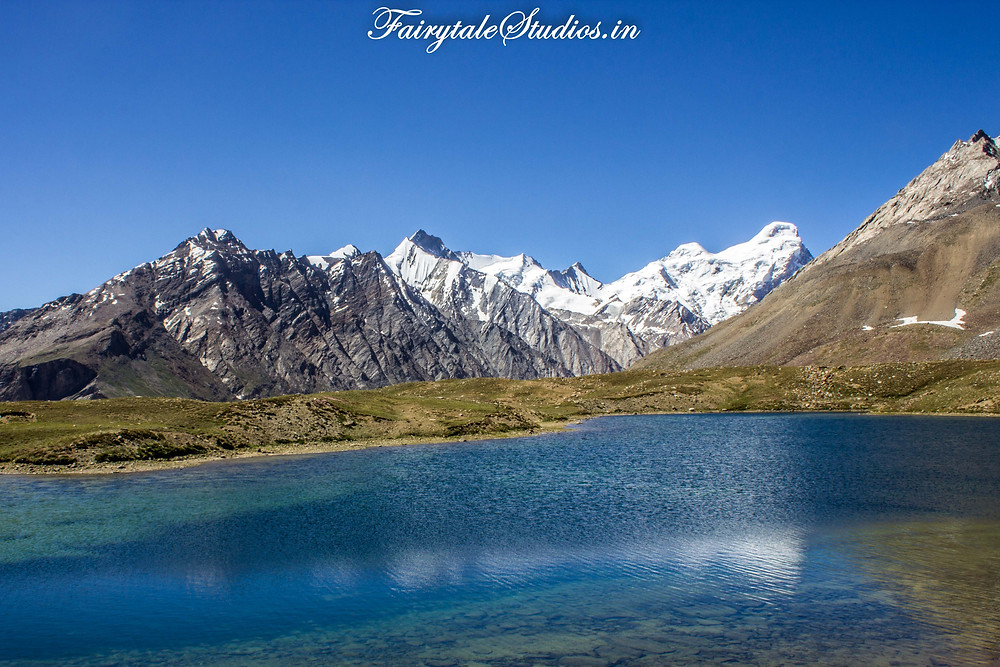 The Colours of Statso and Langtso lakes at Penzila pass left us stunned (The Zanskar Odyssey Travelogue)