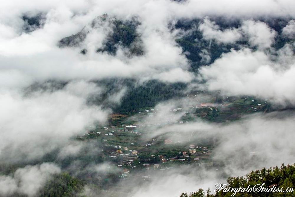Bhutan has 5 seasons