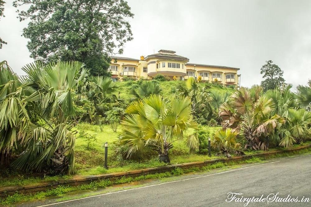 PWD Guest House, Jog Falls, Karnataka - India