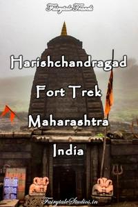 Harishchandragad fort trek, Maharashtra - India