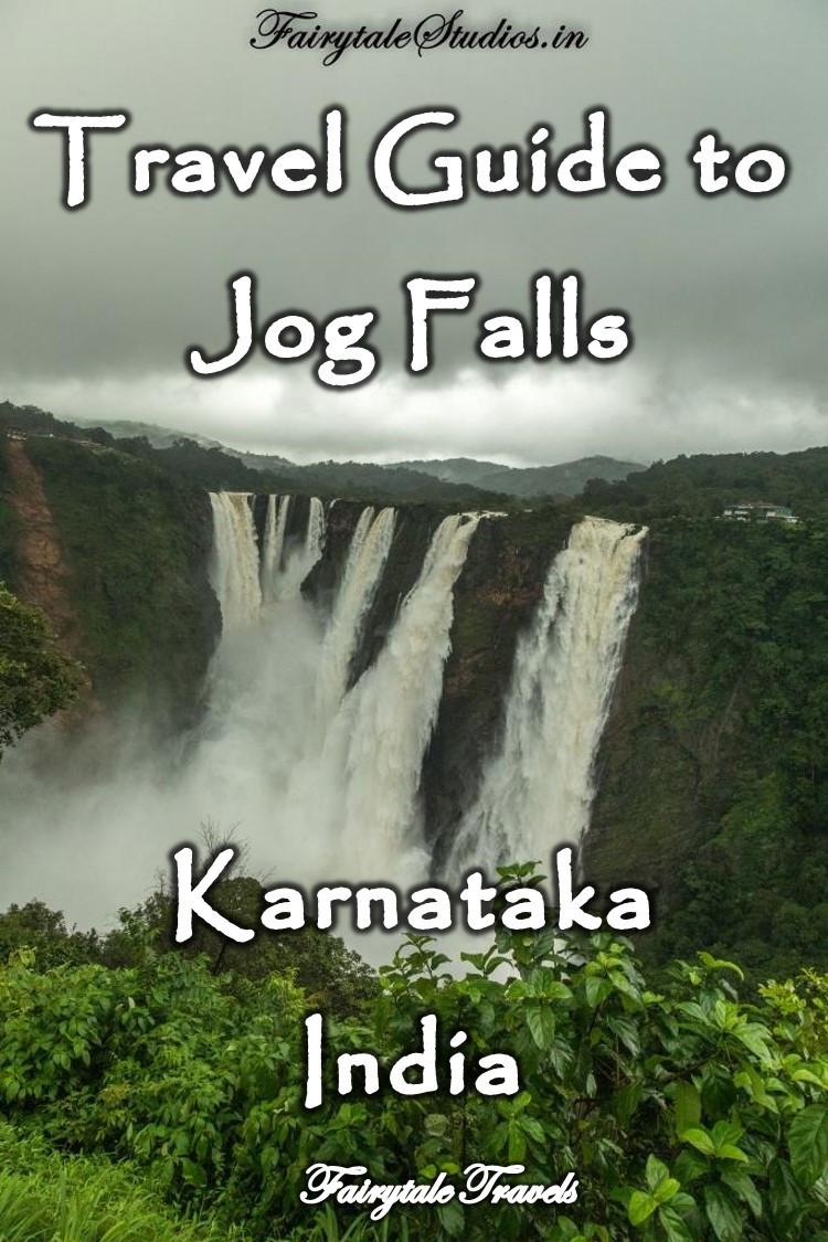 Jog Falls, Karnataka - India