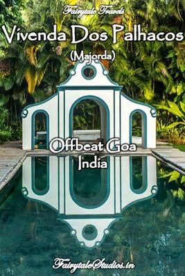 Vivenda dos Palhacos, Goa - India
