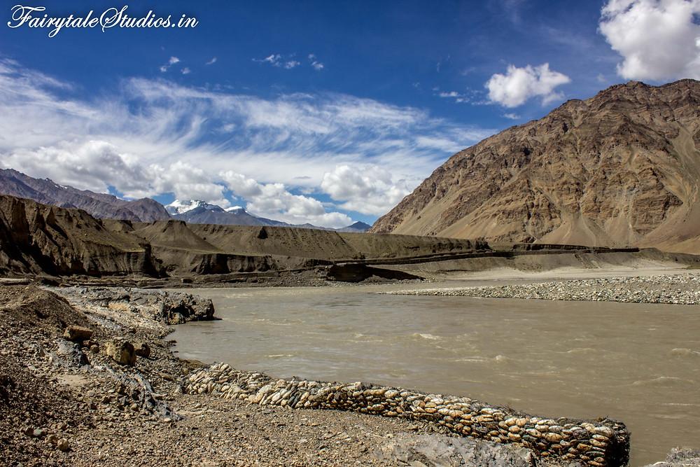 On our way from Padum to Zangla (The Zanskar Odyssey Travelogue)