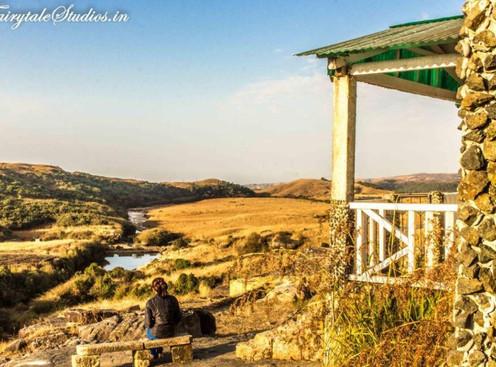 Sa-I-Mika Resort at Sohra (Cherrapunjee) - The Meghalaya Odyssey
