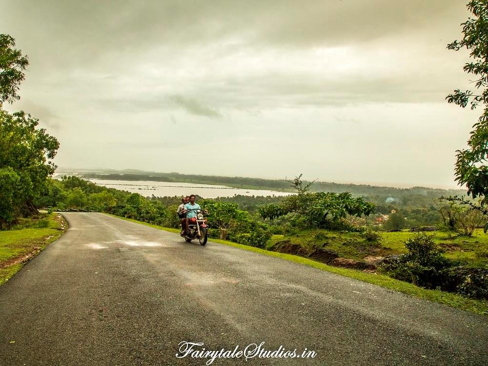 Gokarna roads_Places to visit in Gokarna