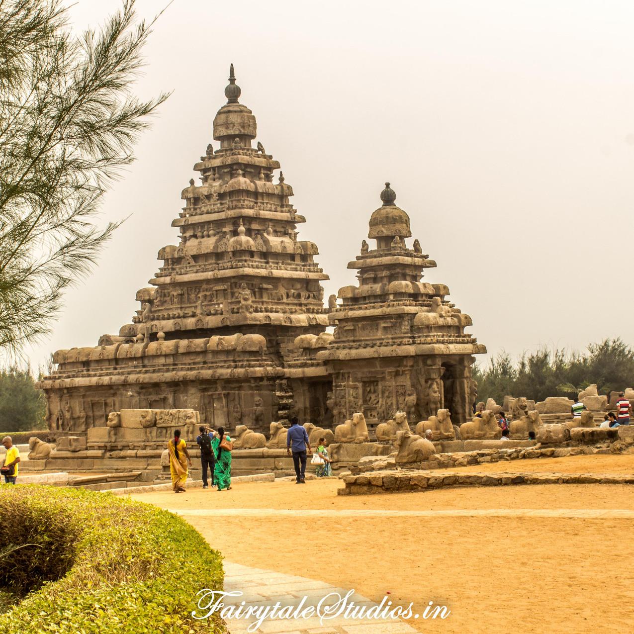 Seashore Temple_Mahabalipuram_Fairytale Travel Blog (2)