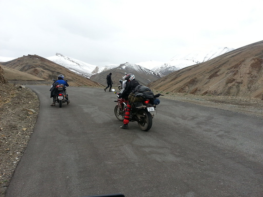 Mountain biking in Leh, Ladakh - India_Adventure sports in India