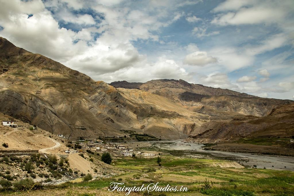 Pin Valley located in Spiti_Plan your trip to Spiti Valley