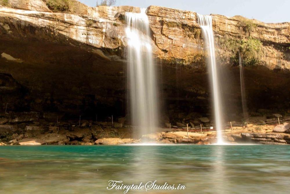 KrangSuri Waterfalls in Jaintia Hills of Meghalaya, India