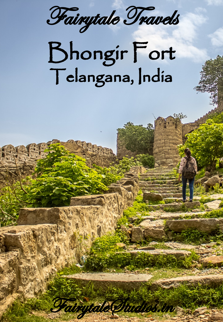 Read our blog about Bhongir fort