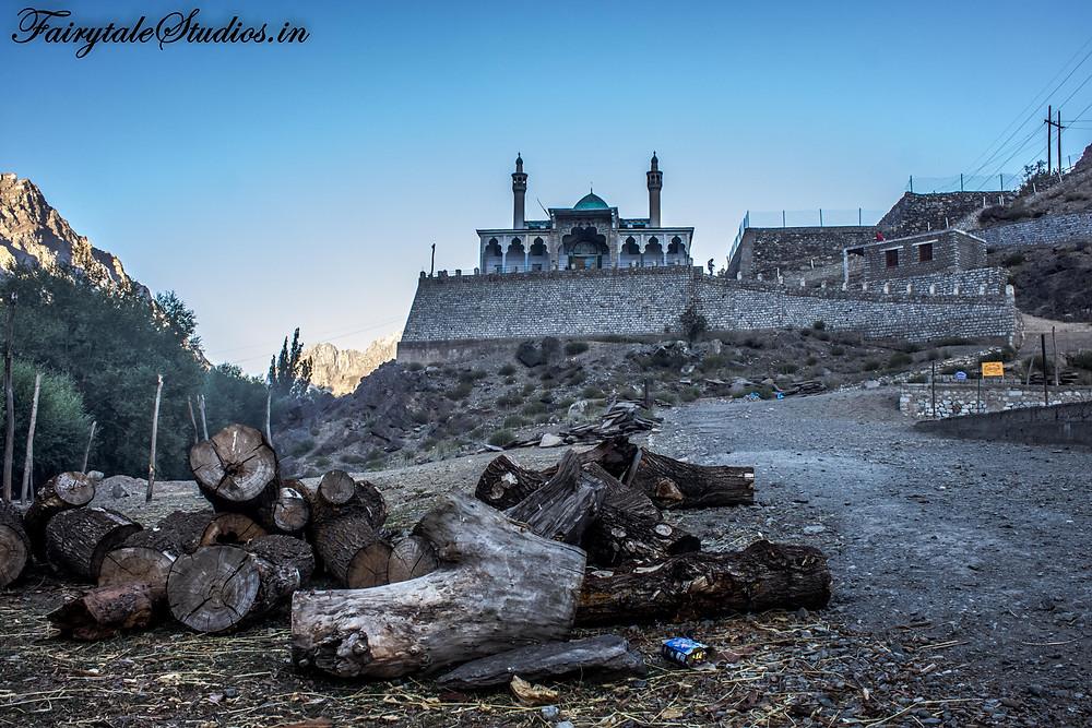 Imambara mosque in Trespone village near Kargil (The Zanskar Odyssey Travelogue)