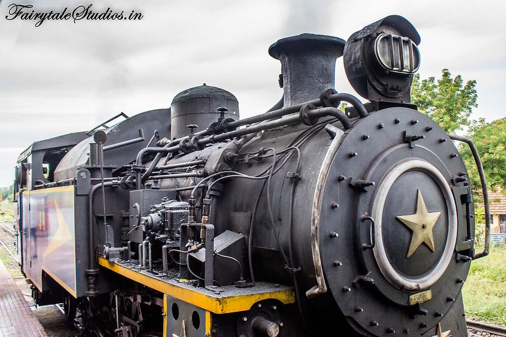 Nilgiri Mountain Rail (NMR) is a UNESCO identified world heritage site