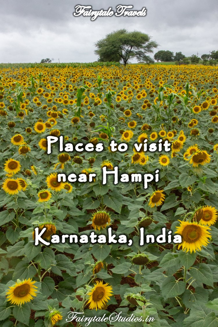 Places to visit near Hampi