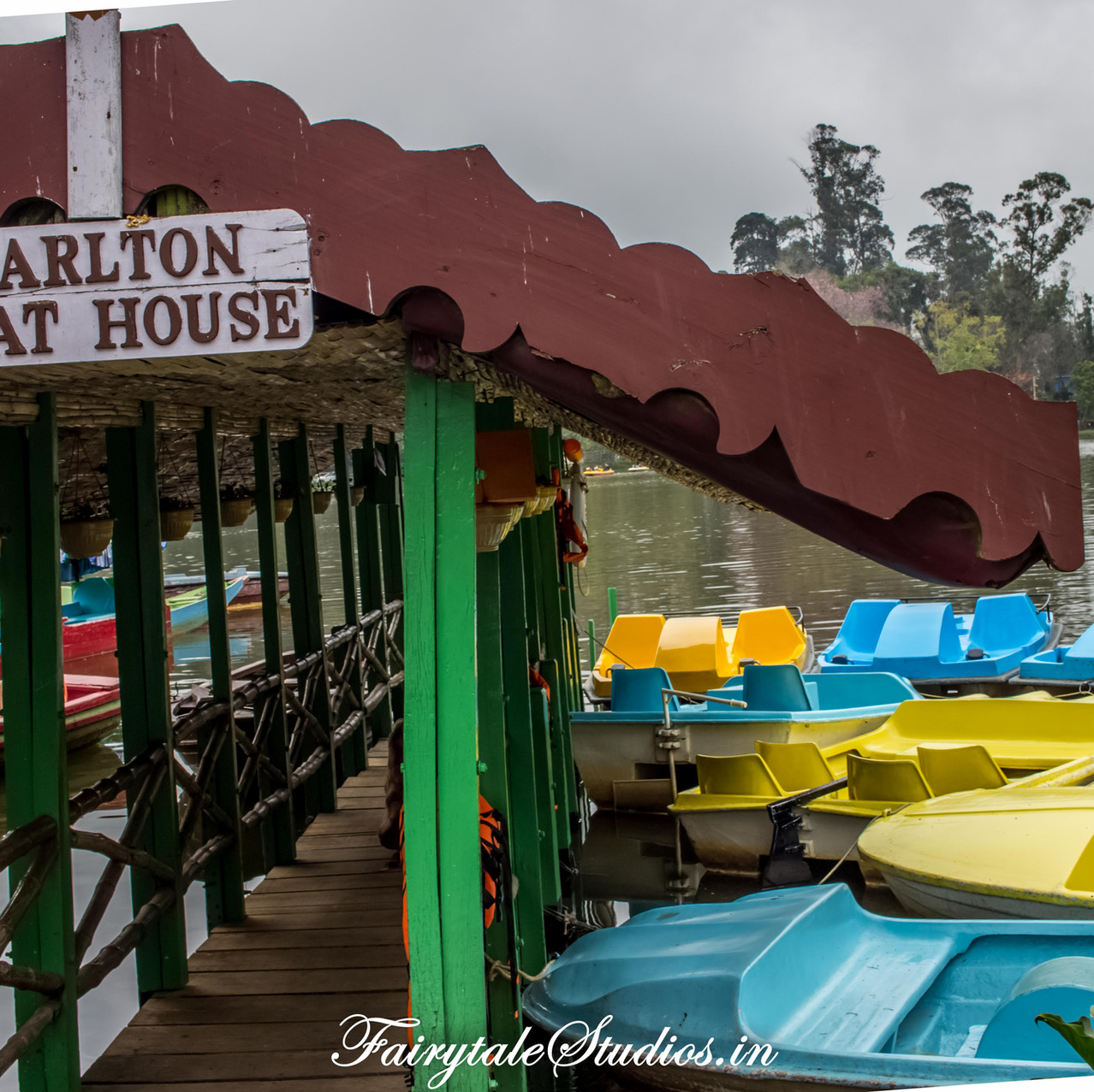 Boating_The Carlton Kodaikanal_Fairytale Travels (1)