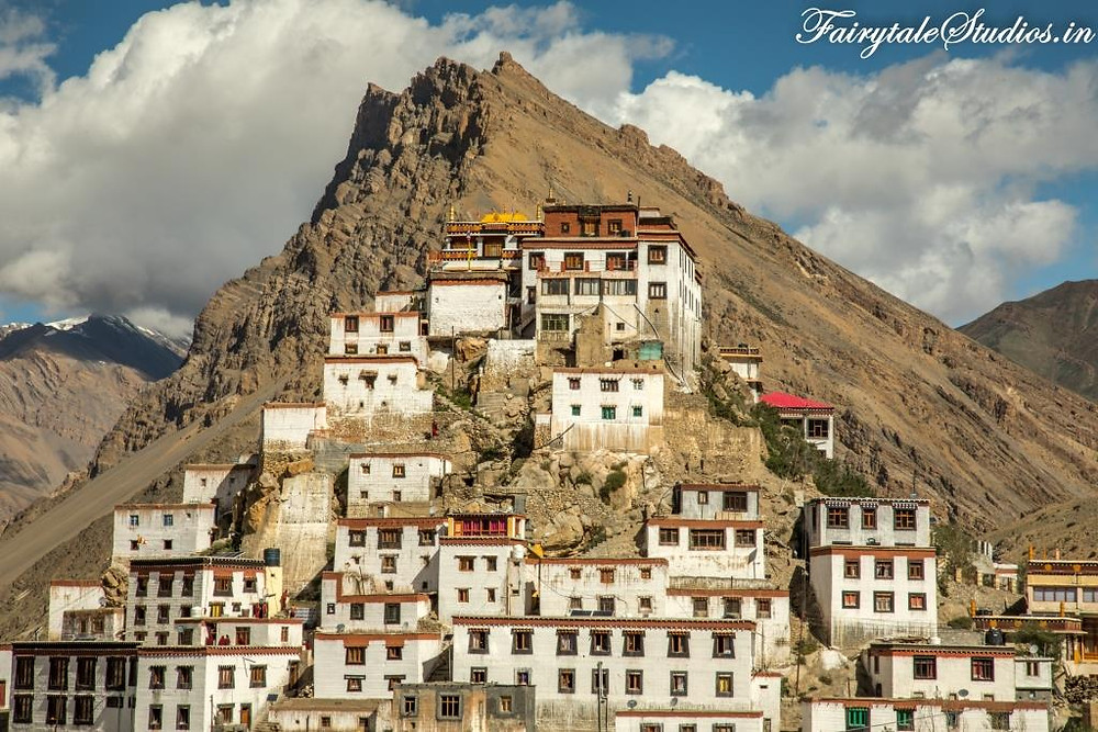 Key monastery in Spiti Valley_Plan your trip to Spiti Valley