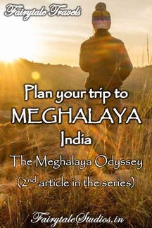 Plan trip to Meghalaya, India