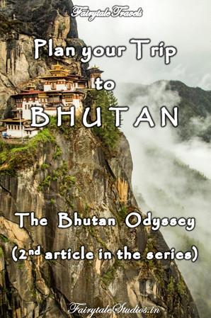 Plan your trip to Bhutan