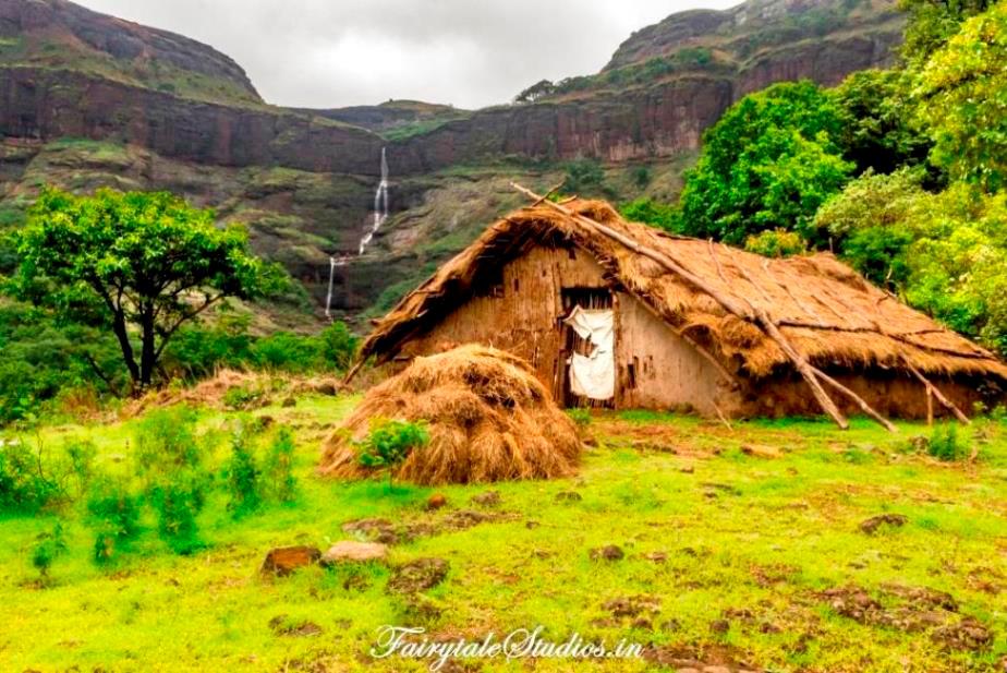 Paachnai village, Harishchandragad Fort trek, Maharashtra