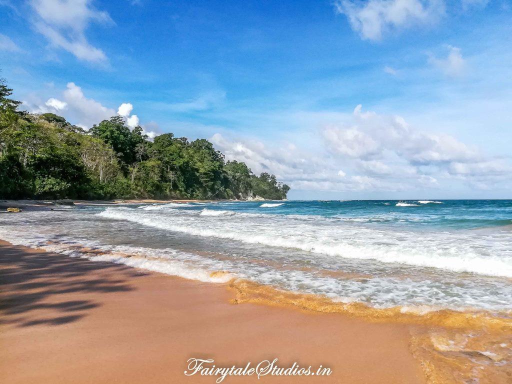 Lakshmanpur Beach on Neil island, Shaheed Dweep, Andamans