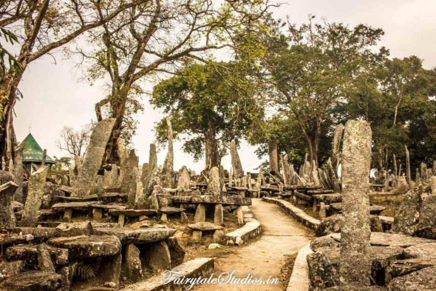 Monolith rocks in Nartiang_Jaintia hills_The Meghalaya Odyssey_Fairytale Travel Blogs (2)