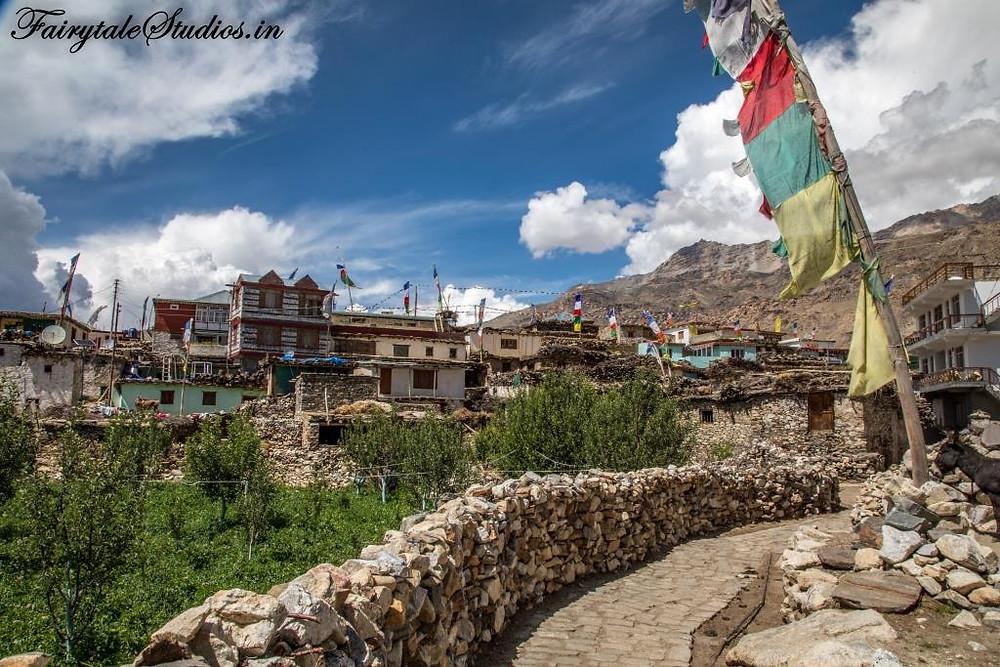 Nako Village in Kinnaur Valley_Plan your trip to Spiti Valley