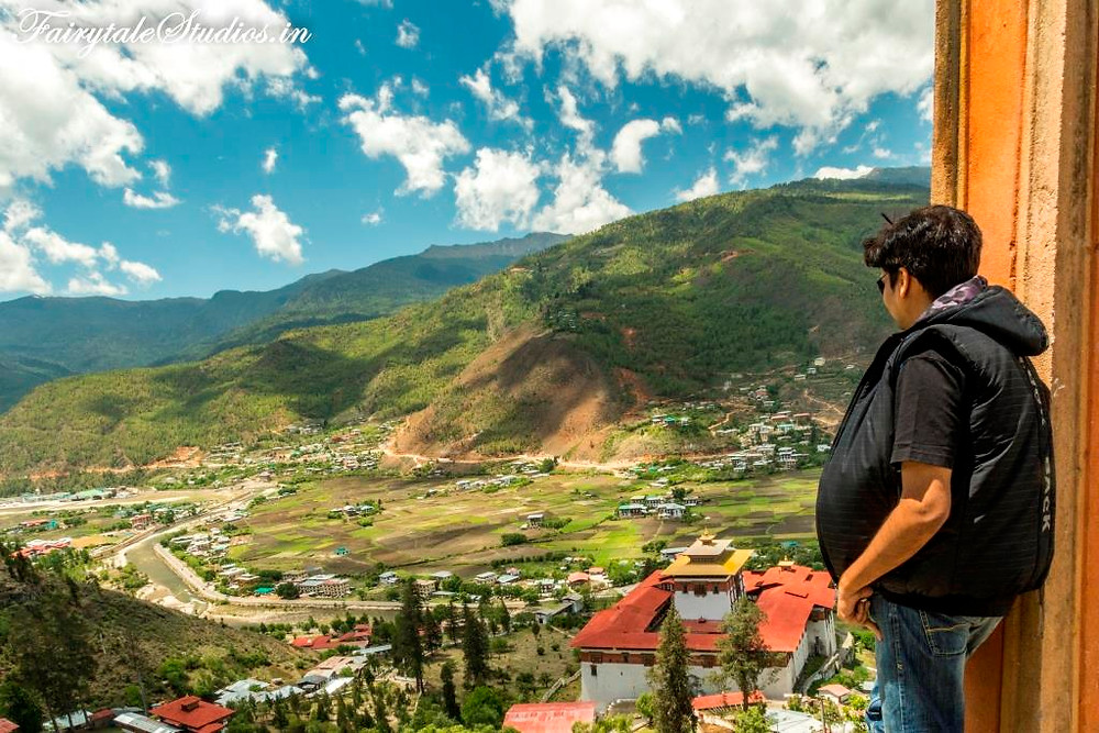 The picturesque valley of Paro, Bhutan_The Bhutan Odyssey - Places to visit in Paro