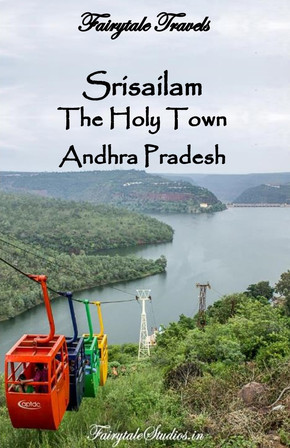 Srisailam in Andhra Pradesh