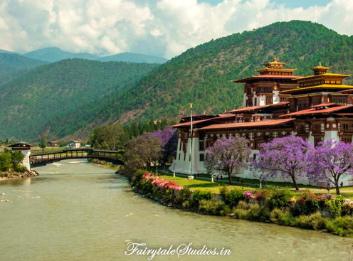 Punakha : Sightseeing places in the winter capital - The Bhutan Odyssey