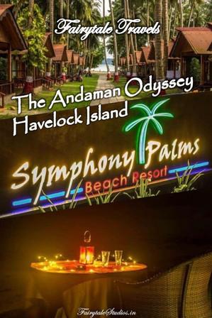 Symphoy Palms Beach Resort in Havelock Island (Swaraj Dweep), Andamans