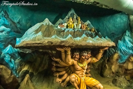 Places to visit in Murudeshwar_Fairytale