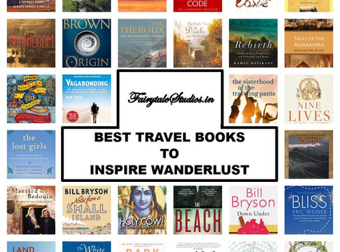 Best travel books to inspire wanderlust