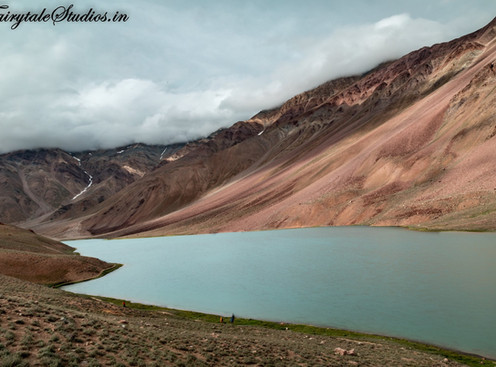 Chandratal Lake, Spiti Valley - Surreal Spiti