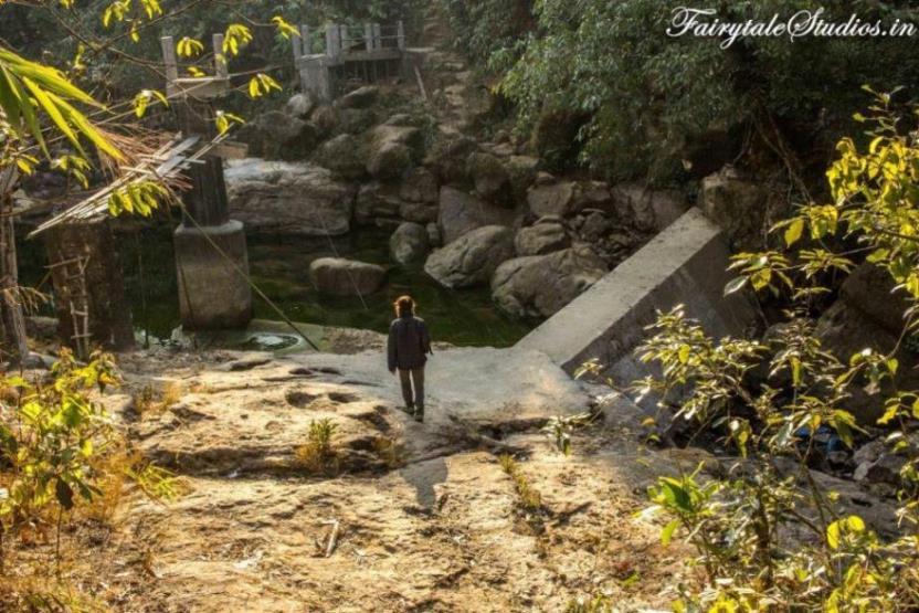Lew Luri Lura trek_Mawlyngbna Village, Meghalaya