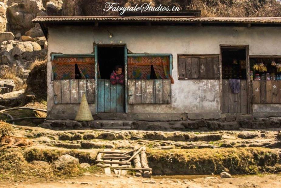 People of Mawsynram in Meghalaya - The Meghalaya Odyssey